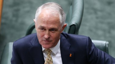 Prime Minister Malcolm Turnbull is under pressure to make the 2 per cent loading on high-income earners permanent.