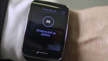 Pick me up: BMW is working on an app that will drive your car to you.