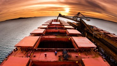 Slumping prices for exports are likely to punch fresh holes into the federal government's revenue expectations and cruel hopes for any near-term rebound in economic strength.