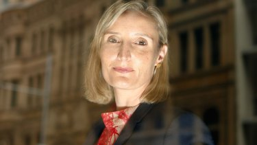 Direct engagement: Sarah Hill, the CEO of the Greater Sydney Commission.
