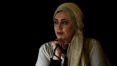 Asma Fahmi says she has experienced overt racism.