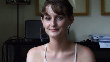 Nina Dillon Britton at her Sydney home.