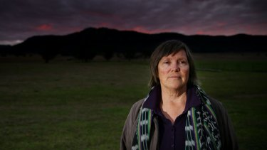 Bev Smiles was one of the first people charged with anti-protest laws in NSW.