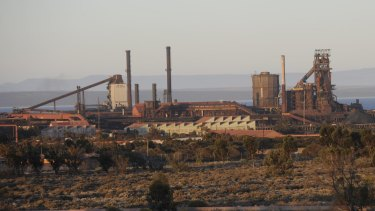 Arrium is targeting $100 million in cost savings from its One Steel plant in Whyalla, South Australia.