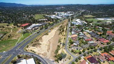 A four-hectare Chirnside block known as 335 Maroondah Highway is for sale for around $30 million.