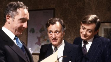 As usual, the answer to our current political woes can be found in old episodes of <i>Yes, Minister</i>.