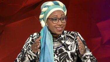 Yassmin Abdel-Magied is an engineer and author.