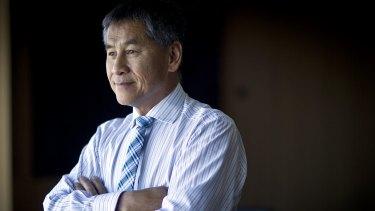 GUD Holdings managing director Jonathan Ling.