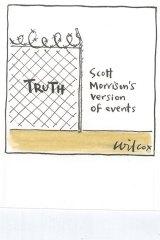<i>Illustration: Cathy Wilcox</i>