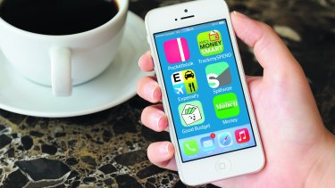 Whatever your financial needs there's a wide choice of apps available.