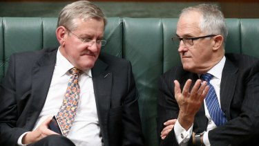 Ian Macfarlane was overlooked for a position in Malcolm Turnbull's cabinet.