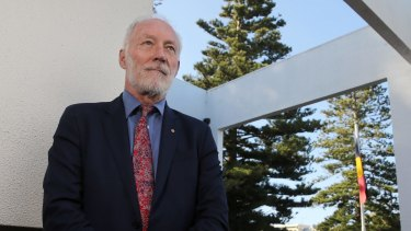 Professor Patrick McGorry says the postal survey is reviving the trauma of schoolyard bullying and discrimination.
