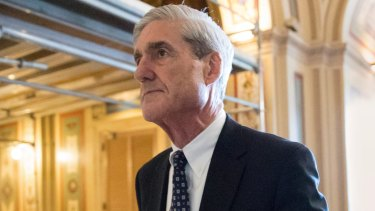 Special Counsel Robert Mueller is in charge of Russia investigation.