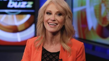 Kellyanne Conway muses about the possibility that surveillance could be conducted through microwaves and televisions.