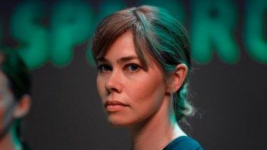 Birgitte Hjort Sorensen in <i>Greyzone</i>.