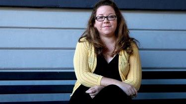 Fiona McFarlane, winner of the International Dylan Thomas Prize.