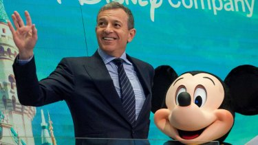 Disney CEO Bob Iger will extend his tenure through 2021 to oversee the integration of the acquisition.