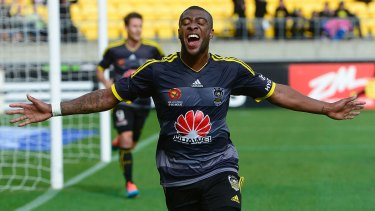Roly Bonevacia is on the verge of leaving Wellington Phoenix.