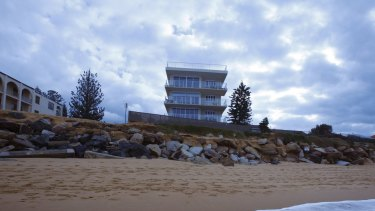 Storm surges and rising sea levels are among the challenges facing coastal developments.