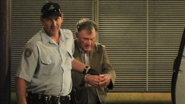 Ian Turnbull was found guilty of murdering Glen Turner in 2014.