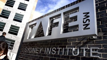 If this loan scheme is extended across basic TAFE qualifications, it will effectively shift a large cost from the states to the Commonwealth.