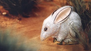 Queenslanders are urged to buy chocolate bilbies rather than bunnies and check the tag to make sure they are fundraising for the endangered species.