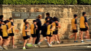 Scots College in Bellevue Hill is expanding its footprint into south Sydney.