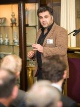 Asylum Seeker Resource Centre boss Kon Karapanagiotidis is passionate about his work