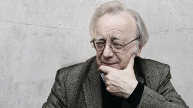 Alfred Brendel - a most meticulous pianist.