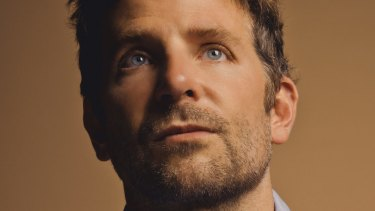 Bradley Cooper looked in the mirror one day andknew he was ready to play the lead in A Star is Born. ''I could see it on my face. I just felt it.''