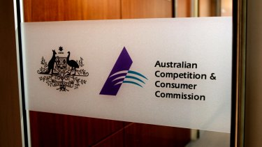 The ACCC was one of the only government regulators spared by severe budget cuts in May.