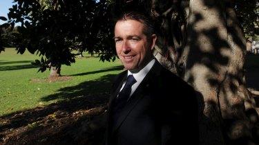 Electoral overhaul: Paul Toole.