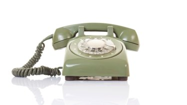 While there's a mobile in almost every pocket, Australians are hanging onto their landlines.