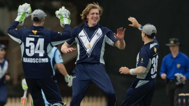 Will Sutherland has signed a rookie contract for the Renegades in the BBL.