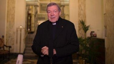 Cardinal George Pell is Australia's highest-ranking Catholic.
