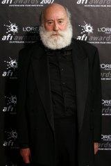 Winning talent: Hannay at the 2007 AFI Awards.