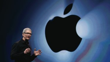Apple's Tim Cook is resisting a push by the FBI to unlock the iPhone of the San Bernardino shooter.