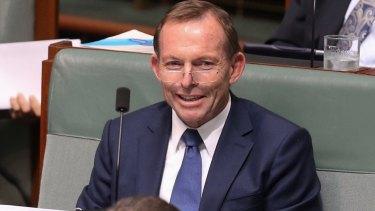 Former prime minister Tony Abbott's National Schools Chaplaincy Program has so far been left alone.
