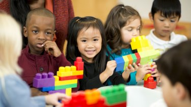 A year of preschool is recommended to have children ready for school.