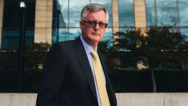 Martin Parkinson, honoured for leadership in public service.