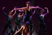 Sera Schuller in Victorian State Ballet's The Little Mermaid