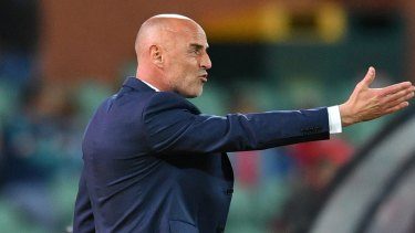 """""""We'll go out there with a real fresh mentality with an opportunity to win three points"""": Kevin Muscat."""