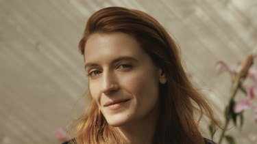 Florence Welch: An intimate, exciting connection with the epic.
