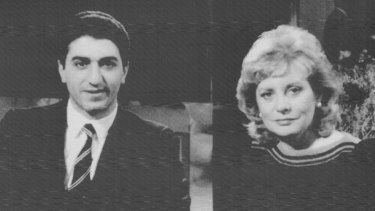 """Reza Pahlavi is interviewed by Barbara Walters in January 1985, when he said: """"We are getting to a period where we are going to see a lot of substantial changes occurring in Iran."""""""