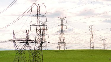 Bold expansion: Hastings was a member of the consortium that bought Transgrid for $10.3 billion.