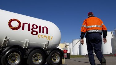 Origin Energy is one of 13 large companies to sign up to long-term climate goals.