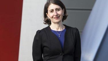 Treasurer Gladys Berejiklian has delivered her second budget.