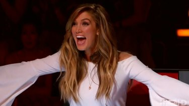 Delta Goodrem has appeared on <i>The Voice</i> for five of its six seasons to date.