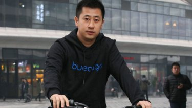 Bluegogo chief operating officer Sun Ye says the Beijing bike sharing company is looking to expand internationally, but will adapt to local needs.