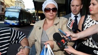 Man Monis' partner Amirah Droudis is on trial for the murder of his ex-wife.